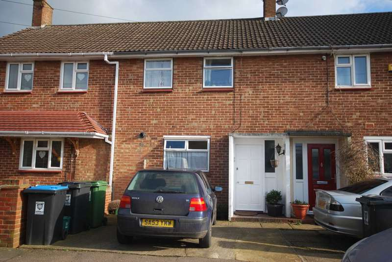 3 Bedrooms Terraced House for sale in Rant Meadow, Hemel Hempstead