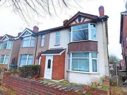 3 Bedrooms Semi Detached House for sale in Siddeley Avenue, Coventry, West Midlands