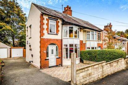 3 Bedrooms Semi Detached House for sale in Rothwell Drive, Halifax, West Yorkshire, Halifax