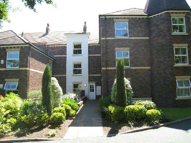 2 Bedrooms Apartment Flat for sale in 10 Byron Court, Liverpool, L25