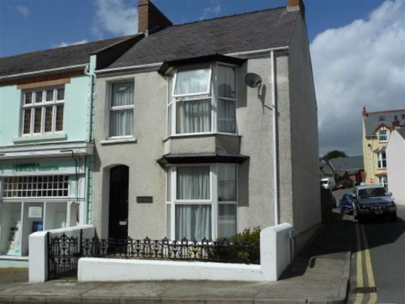 3 Bedrooms Property for sale in Warren Street, Tenby
