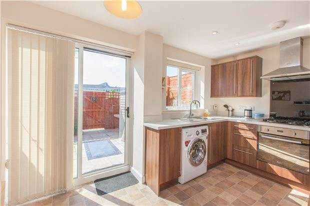 2 Bedrooms Terraced House for sale in Seacole Street, BRISTOL, BS7 0FH