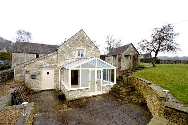 4 Bedrooms Detached House for sale in Bournes Green, Stroud, Gloucestershire, GL6 7NL