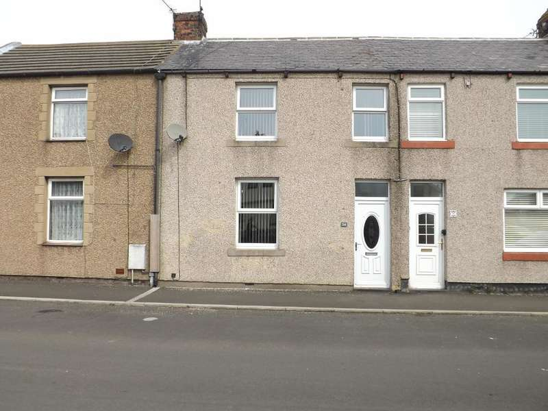 3 Bedrooms Terraced House for sale in Acklington Street, Amble, Morpeth, Northumberland, NE65 0NS
