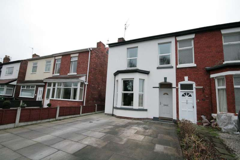 4 Bedrooms Semi Detached House for sale in Cemetery Road, Southport, PR8 5EF
