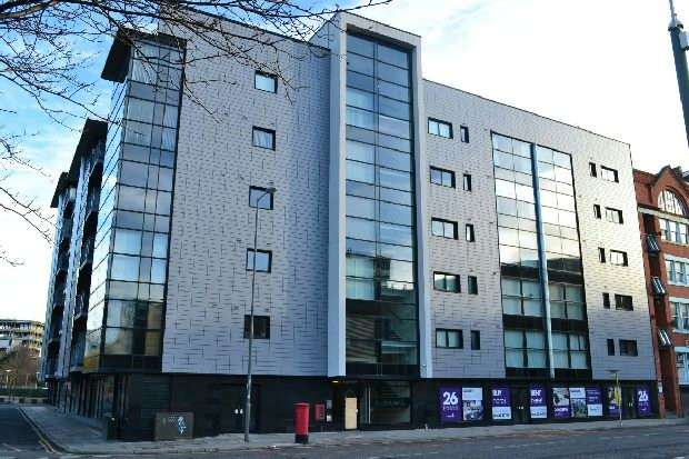 2 Bedrooms Apartment Flat for sale in Hamilton House, 26 Pall Mall, Liverpool