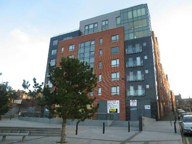 2 Bedrooms Apartment Flat for sale in City Gate East, 11 Oldham Street, Liverpool