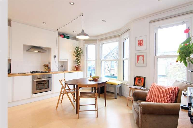 2 Bedrooms Flat for sale in Rainbow Street, Camberwell, SE5