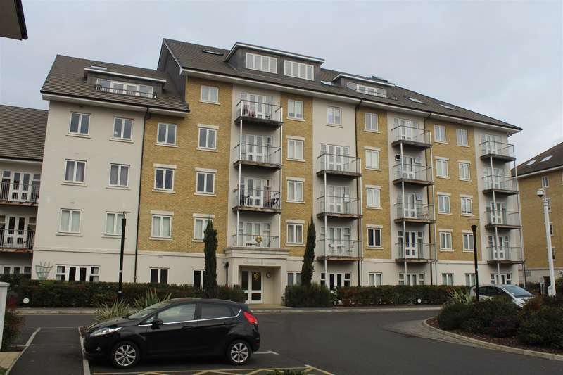 1 Bedroom Flat for sale in Cavendish House, Park Lodge Avenue, West Drayton, Middlesex, UB7