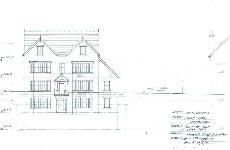 14 Bedrooms Land Commercial for sale in Trinity Road, Scarborough, , YO11 2TD