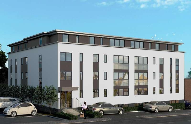 2 Bedrooms Flat for sale in 24 Elizabeth House, Christoper Road , East Grinstead, RH193BT