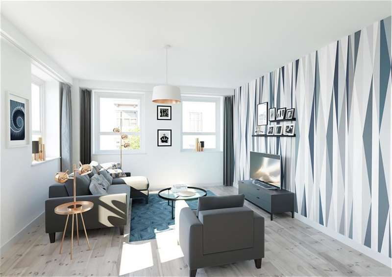2 Bedrooms Flat for sale in Flat 21 White Lion Close, London Road, East Grinstead, RH19