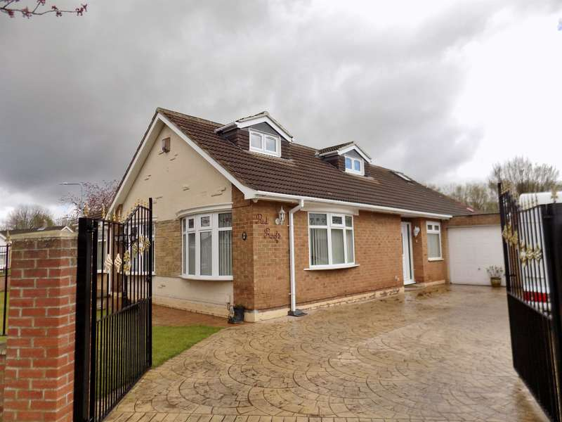 4 Bedrooms Detached House for sale in Fawcett Avenue, Stainton, Middlesbrough, TS8 9AR