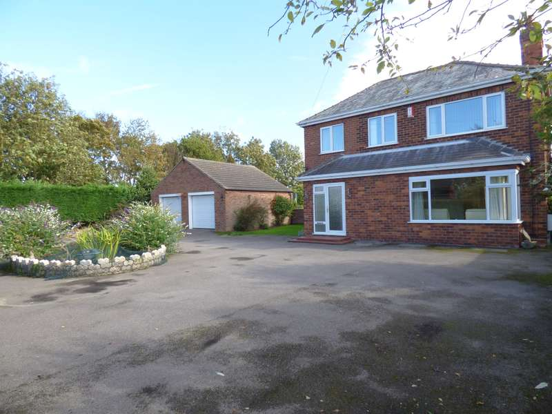 4 Bedrooms Detached House for sale in Main Street, Leconfield, Beverley, HU17 7NQ
