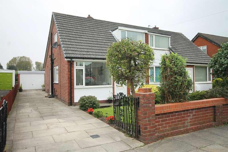 3 Bedrooms Semi Detached Bungalow for sale in Elsie Street, Farnworth, Bolton, BL4 9HT