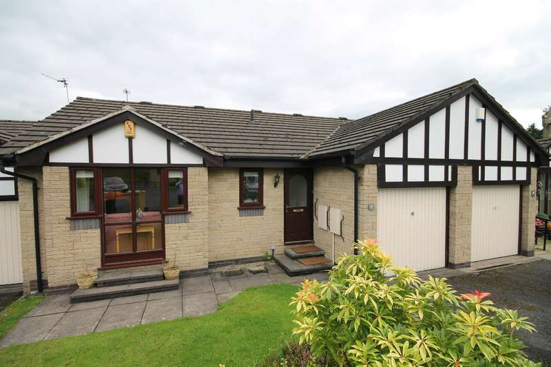 2 Bedrooms Semi Detached Bungalow for sale in Sharples Hall Fold, Sharples, Bolton, BL1 7EH