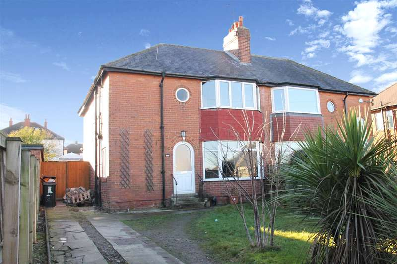 3 Bedrooms Semi Detached House for sale in Kingsley Road, Harrogate, HG1 4RD