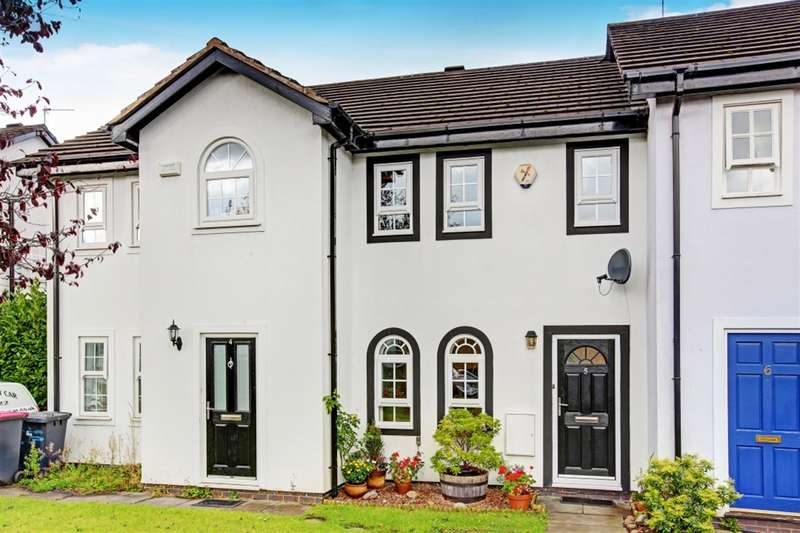 2 Bedrooms House for sale in Stonechat Close, Worsley, Manchester, M28 7XQ
