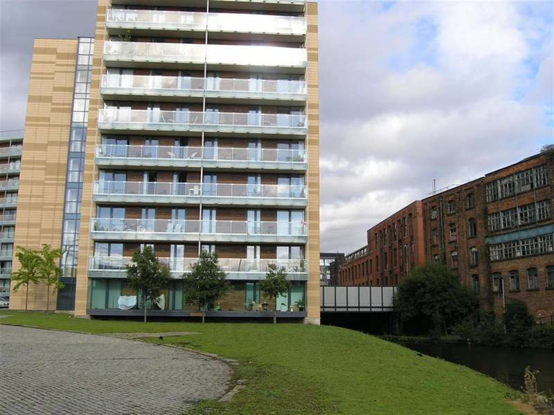 2 Bedrooms Apartment Flat for sale in St. George's Island, 5 Kelso Place, Manchester, M15 4GY