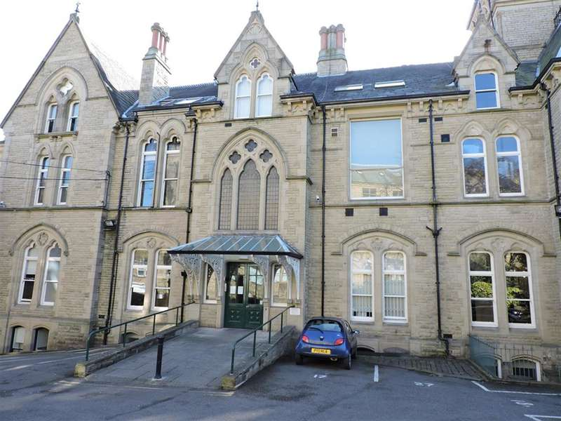 2 Bedrooms Flat for sale in Carlton Road, Dewsbury, West Yorkshire, WF13 2NE