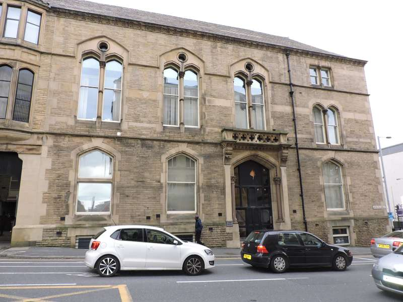 1 Bedroom Flat for sale in Upper Piccaddilly, Bradford, , BD1 3PD