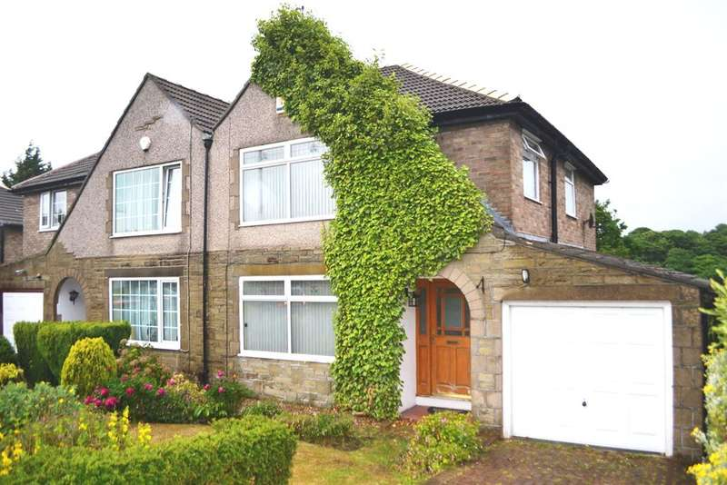 3 Bedrooms Semi Detached House for sale in Shay Drive, Bradford, BD9