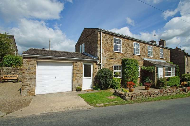 4 Bedrooms Detached House for sale in Forge Cottage, Carlton In Coverdale, Leyburn, North Yorkshire , DL8 4AY