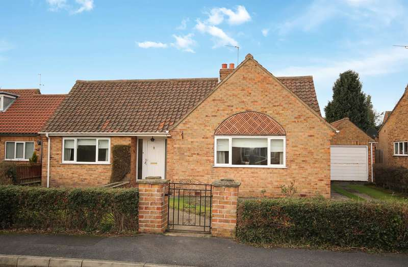 2 Bedrooms Detached Bungalow for sale in Sandstock Road, Off Stockton Lane, York, YO31 1HB