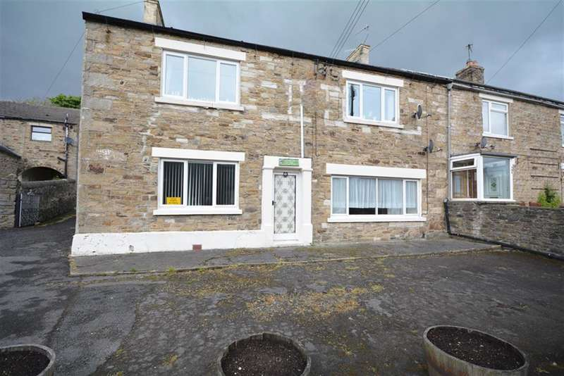 2 Bedrooms Flat for sale in Front Street, Frosterley, Bishop Auckland, DL13 2RF