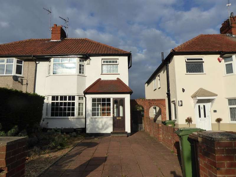 3 Bedrooms Semi Detached House for sale in Stephen Road , Barnehurst , Kent, DA7 6EE