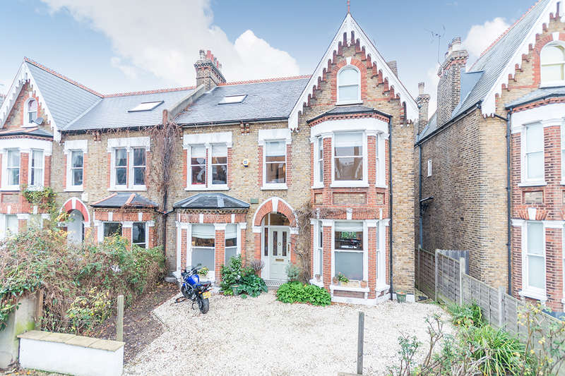 6 Bedrooms Semi Detached House for sale in Therapia Road, , SE22