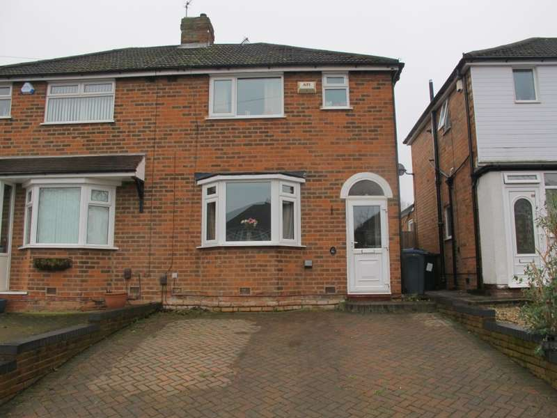 2 Bedrooms Semi Detached House for sale in Berryfield Road, Birmingham