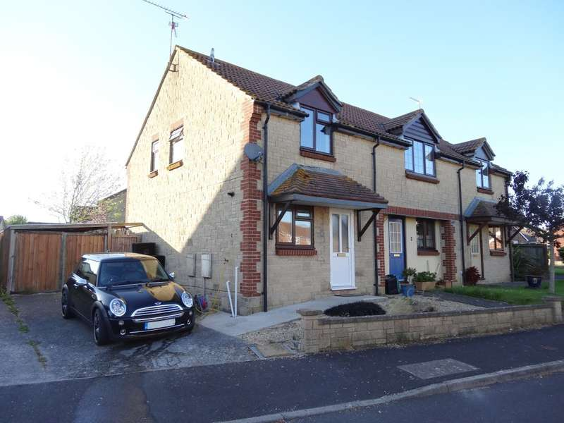 2 Bedrooms House for rent in Trellech Court, Yeovil