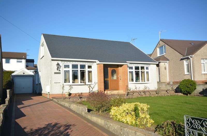 3 Bedrooms Detached Bungalow for sale in The Dell, Bridgend