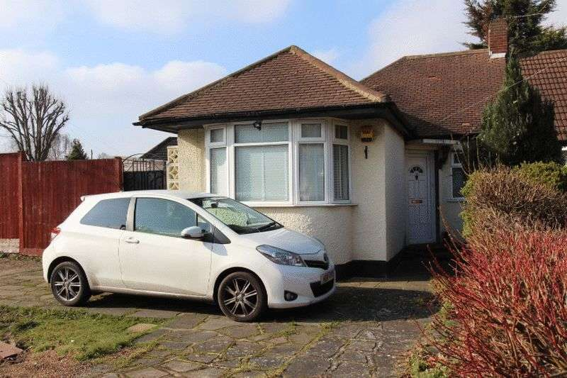 3 Bedrooms Semi Detached Bungalow for sale in Benfleet Close, Sutton