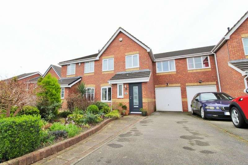 4 Bedrooms Terraced House for sale in Sutton Avenue, Tarleton, Preston