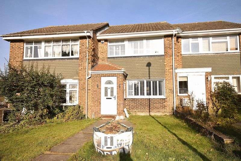 3 Bedrooms Terraced House for sale in Rushdene Walk, Biggin Hill