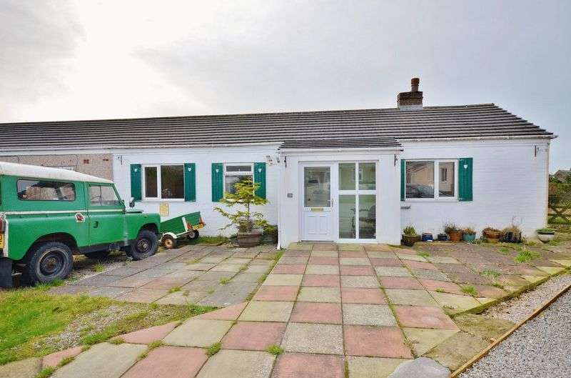 3 Bedrooms Semi Detached Bungalow for sale in Gosforth Road, Seascale