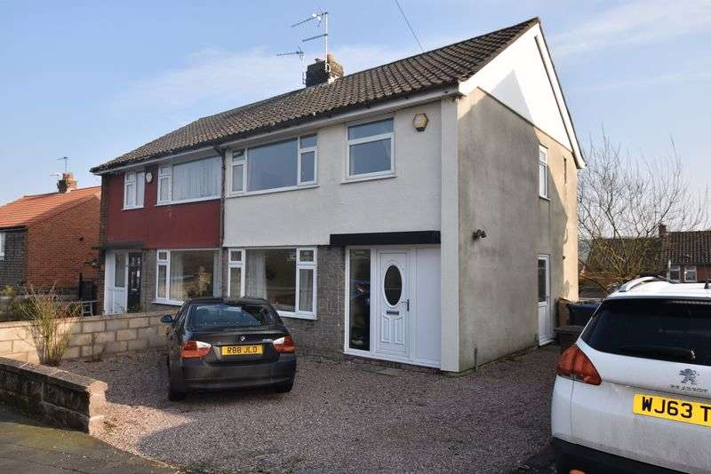 3 Bedrooms Semi Detached House for sale in Springfield Road, Stoke-On-Trent