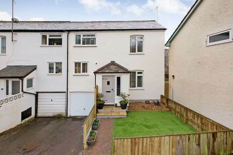 3 Bedrooms Semi Detached House for sale in Chapel Street
