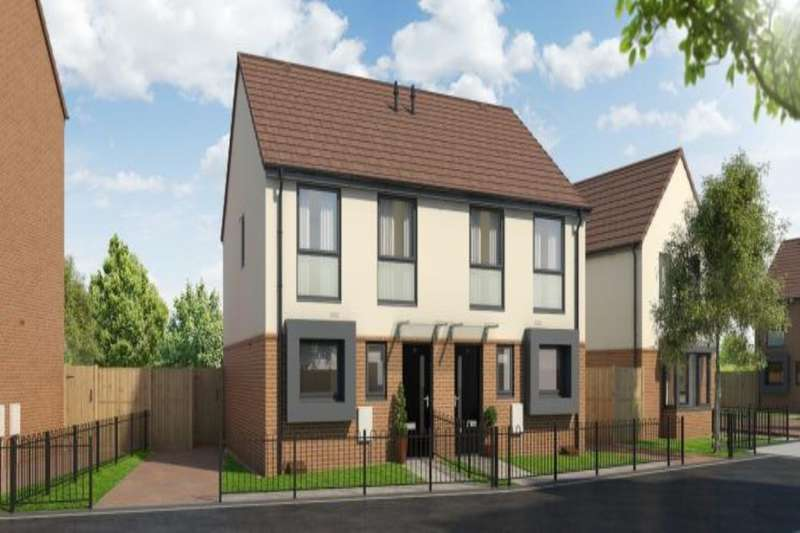 3 Bedrooms Property for sale in The Maple Frome Way, Donnington, Telford, TF2