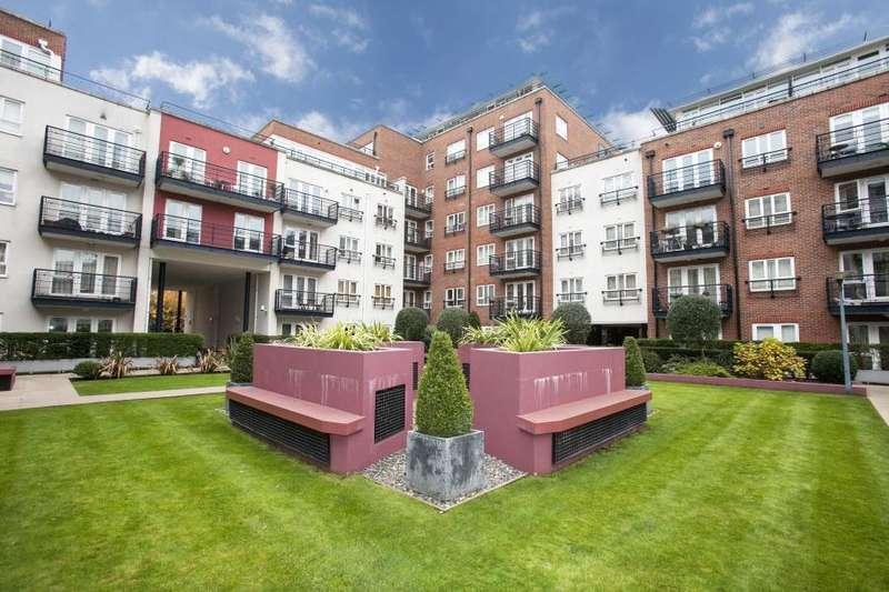 1 Bedroom Flat for sale in 'Royal Quarter', Seven Kings Way, Kingston upon Thames, KT2