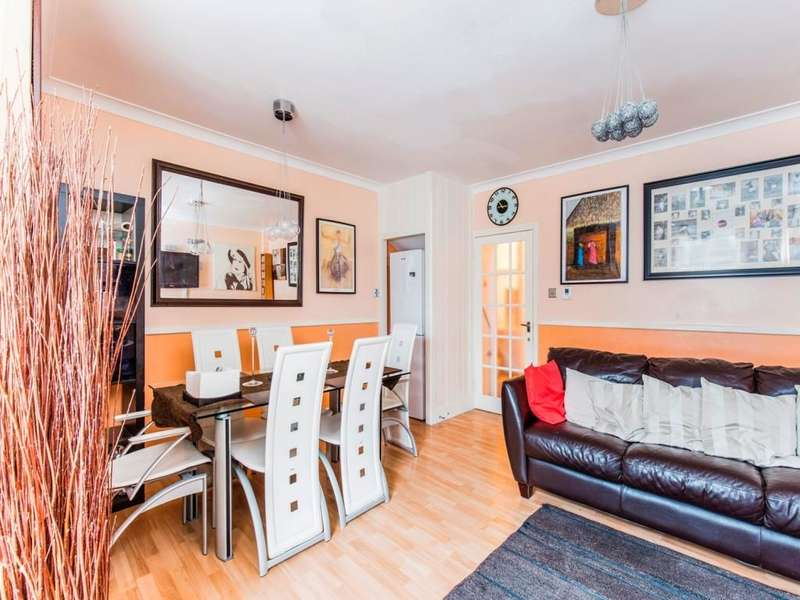 3 Bedrooms Flat for sale in Riverdale Road, Erith, DA8