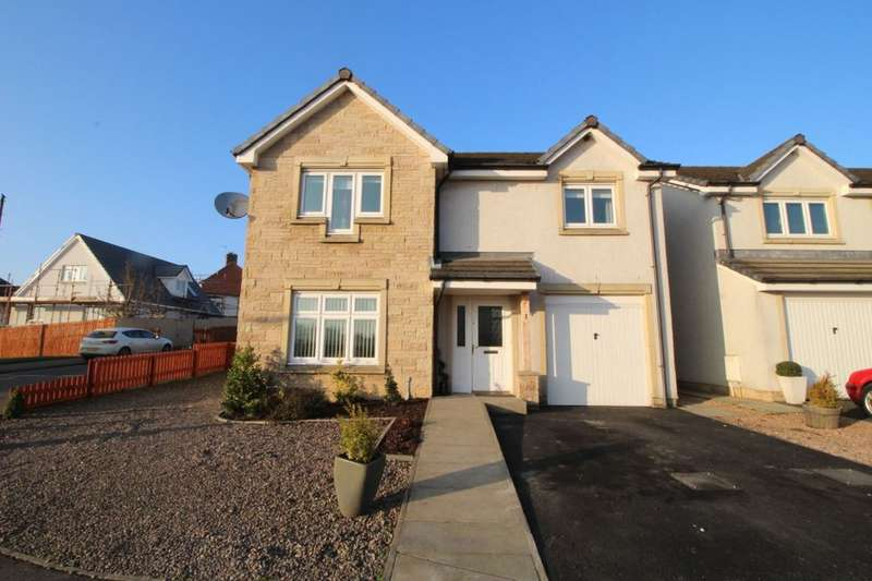 4 Bedrooms Detached House for sale in Lochty Park, Kinglassie, Lochgelly, KY5
