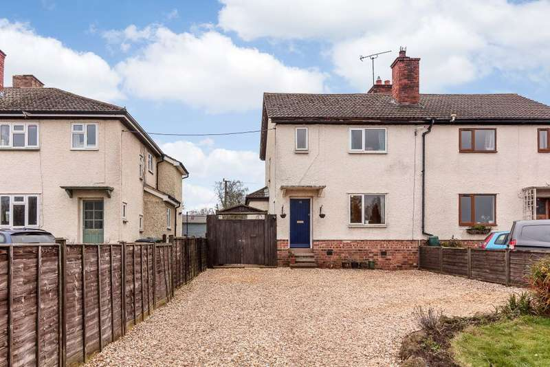3 Bedrooms Semi Detached House for sale in Northend Road, Southam, Warwickshire, CV47 2YZ