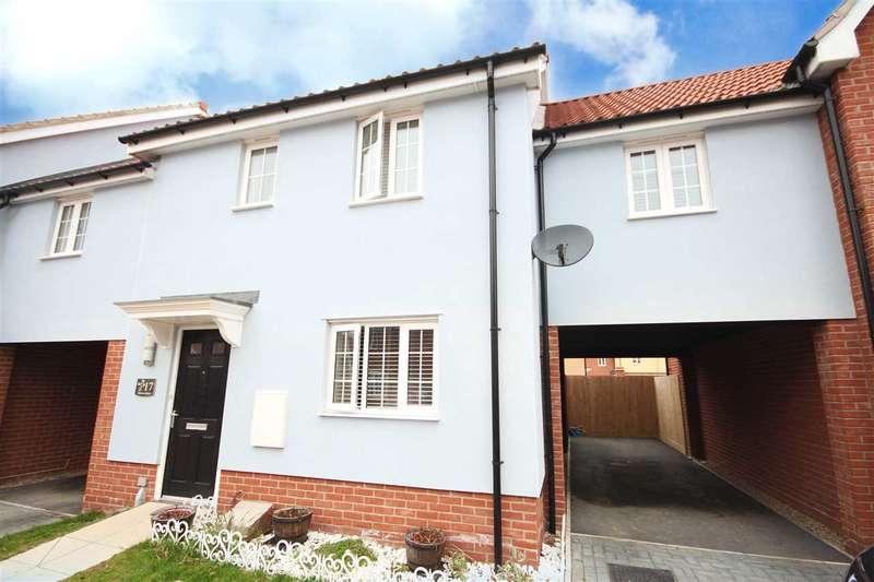 4 Bedrooms Detached House for sale in Glover Close, Clacton-On-Sea