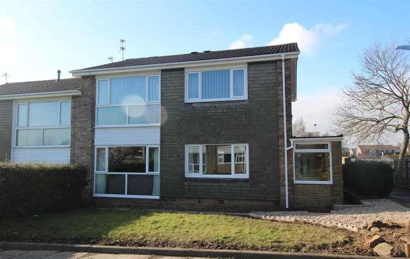 2 Bedrooms Flat for sale in Hareside, Whitelea Glade, Cramlington
