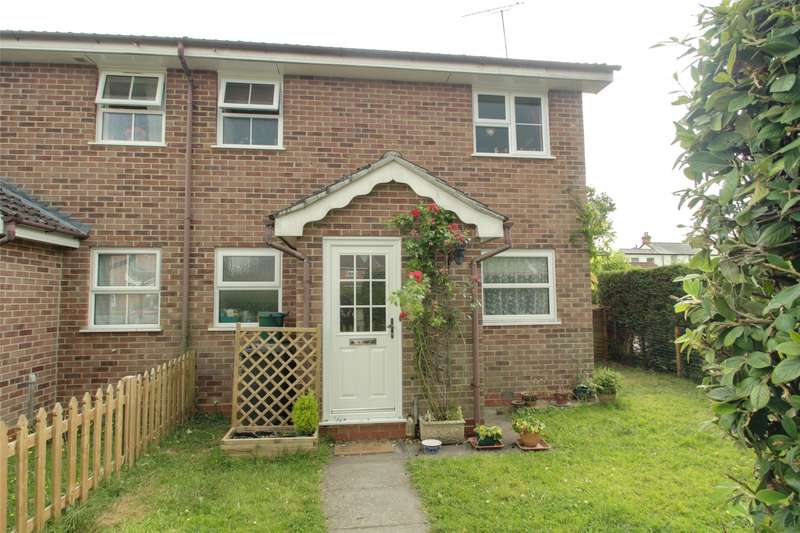 1 Bedroom Maisonette Flat for sale in Vernon Close, Ottershaw, Surrey, KT16