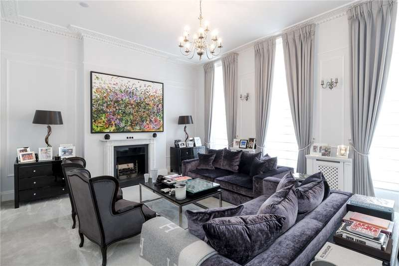 6 Bedrooms House for sale in Upper Berkeley Street, London, W1H