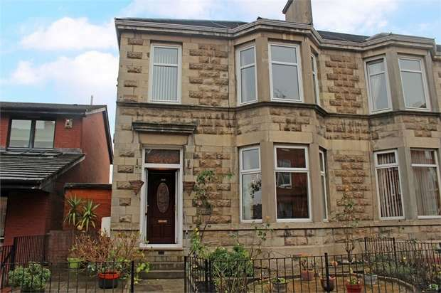 4 Bedrooms End Of Terrace House for sale in Dinmont Road, Glasgow
